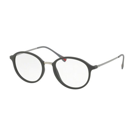 Prada Linea Rossa 0PS 01IV GREY RUBBER