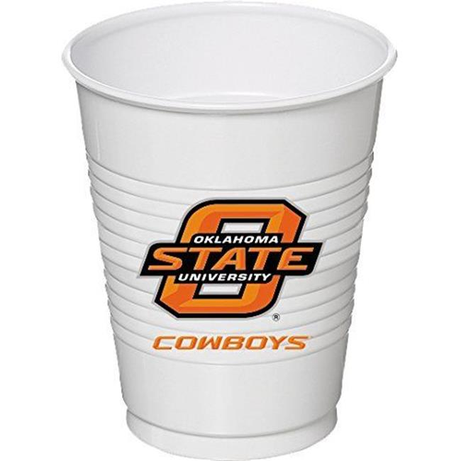 Mayflower 53071 8 Count 16 oz Oklahoma State Cup