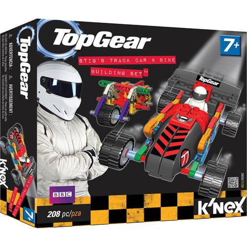K'nex Top Gear Building Set: Stig's Trac