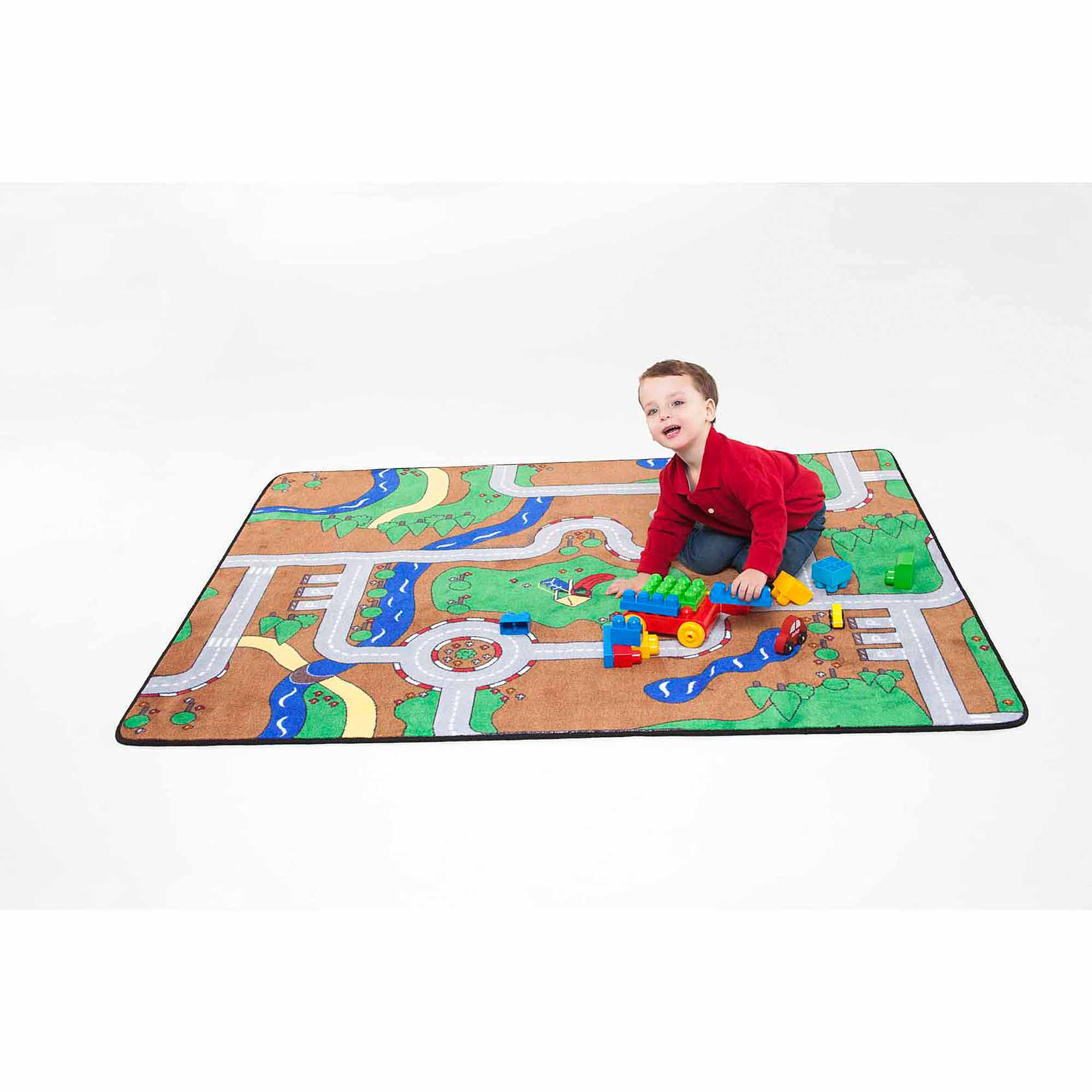 Learning Carpets Building Blocks Rug by Generic