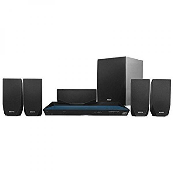 Sony 5.1 Channel 800 Watts 3D Blu-ray DVD Surround Sound ...