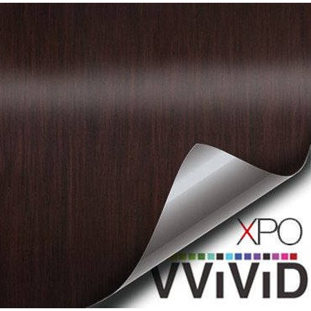 Mahogany Wood Grain Faux Finish Textured Vinyl Sticker Architectural Vinyl Roll Adhesive Tile Decal Wall Decor Wrap VViViD