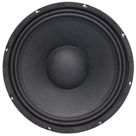 "Seismic Audio - 10"" Bass Guitar Raw WOOFER Speaker Driver Replacement Pro Audio - Jolt-10"