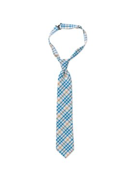 823b2e4b27a1 Product Image Genevieve Goings Collection Boys Orange Pre-Tied Adjustable  Tie