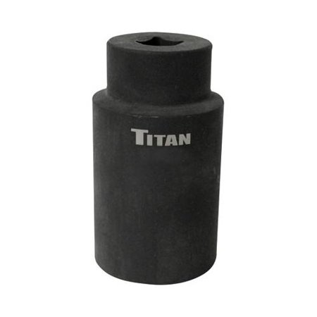 6 Point Complete Socket Tool - Titan Tools 15330 30 mm 1/2