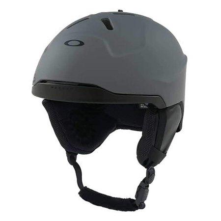 Oakley Mod3 Snow Helmet Forged Iron Medium Oakley Bruce Irons
