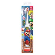 Arm And Hammer Kids Spin brush Super Mario Manual Toothbrush, 1 ea