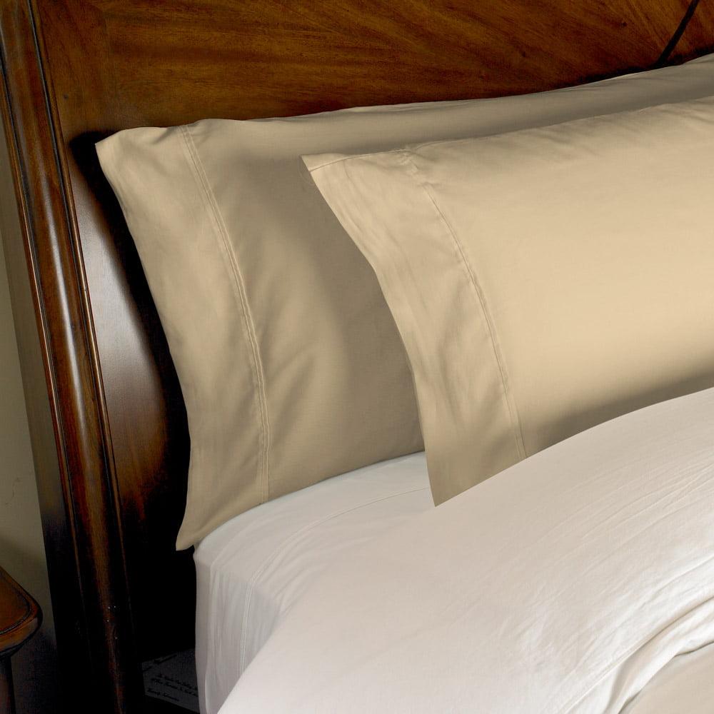 Regency 1200 Thread Count 100% Egyptian Cotton 2 Piece Pillowcase Set