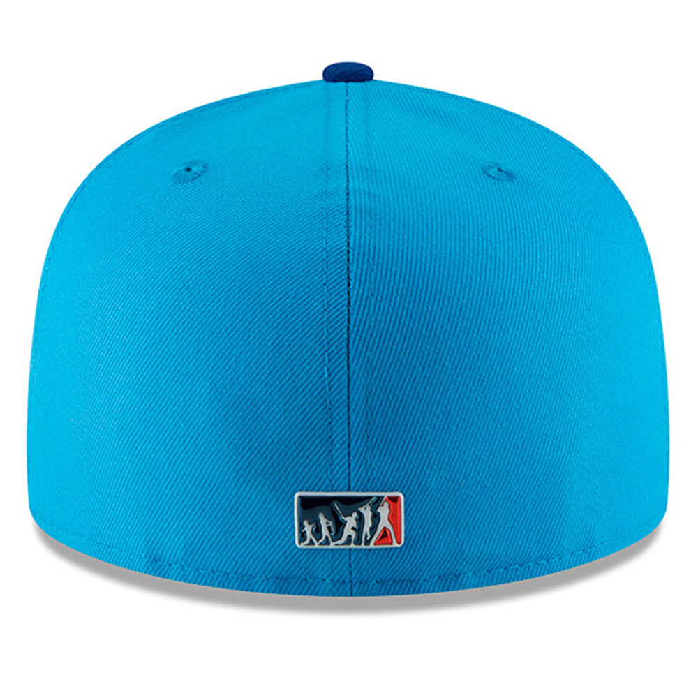 the latest e9682 2f5e5 Kansas City Royals New Era 2018 Players  Weekend On-Field 59FIFTY Fitted Hat  - Blue Blue - Walmart.com