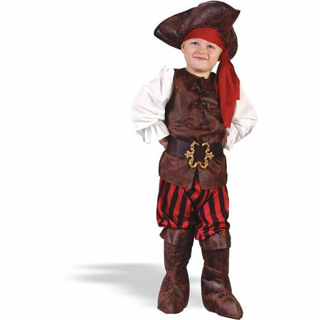 High End Halloween Costumes Toddler (Boy High Seas Buccaneer Toddler Halloween)