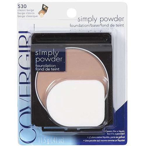 Covergirl Simply Powder Foundation