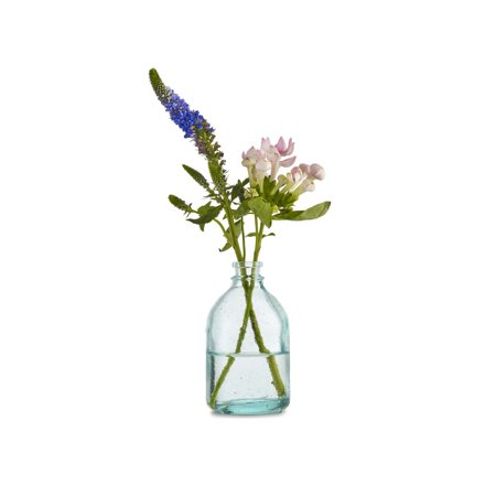 Design Ideas Mason Recycled Blown Glass Vase,