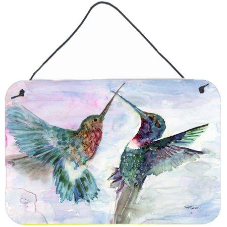 Hummingbird Combat Wall or Door Hanging Prints 8968DS812