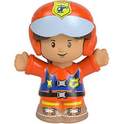 Fisher-Price Little People Pilot Louis Figure