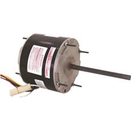 Century Condenser Fan And Heat Pump Motor, 208 / 230 Volts, 2.8 To 1.5 Amps, 1/3 To 1/6 Hp, 1,075 To 1,125 Rpm