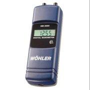 WOHLER 7243 I Digital Manometer