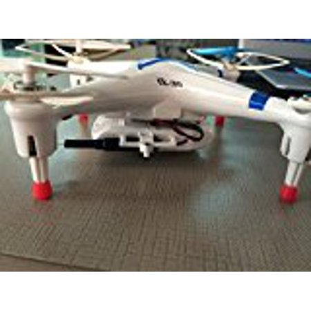 Cheerson Cx-30W 4CH Wifi Real Time Video RC Quadcopter 6 Axis Gyro Camera 360 Rotating RTF Drone (Blue) - image 5 de 5