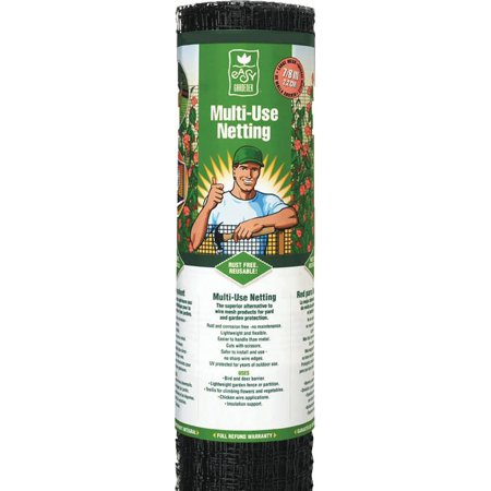 Easy Gardener Lg400161 Multi Use Netting  Black