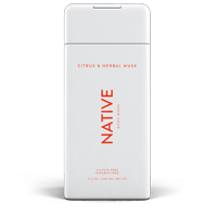 Native Body Wash, Citrus and Herbal Musk, Sulfate Free, 11.5 oz