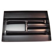 Dual Flame Box Burner with Arctic Flame (18 in.)
