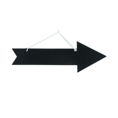 Wooden Arrow Chalkboard Sign - Chalkboard Arrow