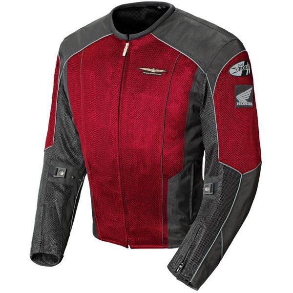 Joe Rocket Skyline 2.0 GoldWing Textile Jacket Wine Red