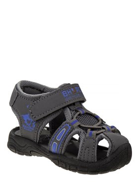 Beverly Hills Polo Club Closed Toe Caged Sport Sandals (Little Boys & Big Boys)