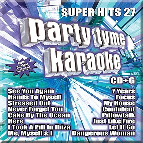 Party Tyme Karaoke: Super Hits 27 (CD)