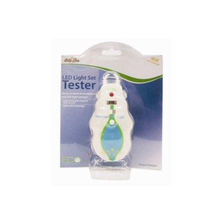 Christmas Light Bulb Tester.White Led And Incandescent Holiday Christmas Light Bulb Tester