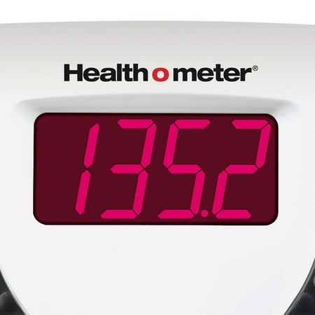 Health O Meter Hdr743 Digital Bathroom Scale 350 Lb