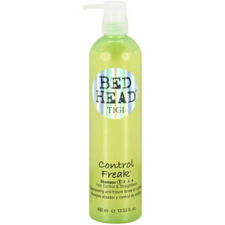 Tigi Bed Head Control Freak Frizz Control & Straightener Shampoo, 13.53 fl (Bed Head Control Freak Frizz Control Straightener)