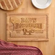 Personalized Smokin' Hot BBQ Cutting Board