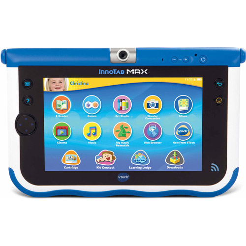 VTech InnoTab MAX Kids Tablet, Blue