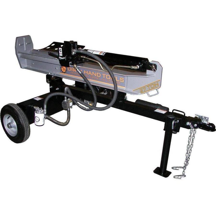 Dirty Hand Tools 27 Ton Horizontal Vertical Log Splitter, Kohler Engine by FrictionlessWorld LLC