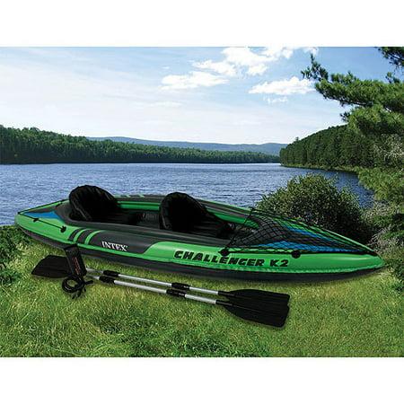 Intex Challenger K2 2 Person Kayak