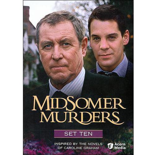 Midsomer Murders: Set 10 (Widescreen)