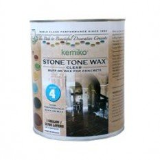 Kemiko 4 - 1 Gallon Containers of Buff On Wax Protects Ri...