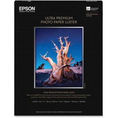 Epson S041405 Premium Luster Photo Paper