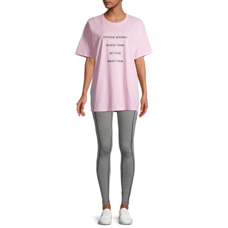 Heartbreak Juniors' Strong Women T-Shirt