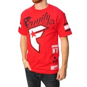 Famous Stars And Straps Men's Wild Mesh Graphic T-Shirt
