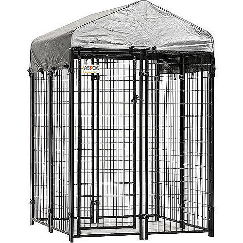 """ASPCA Premium Dog Kennel 72"""" H x 48"""" W x 48"""" L"""