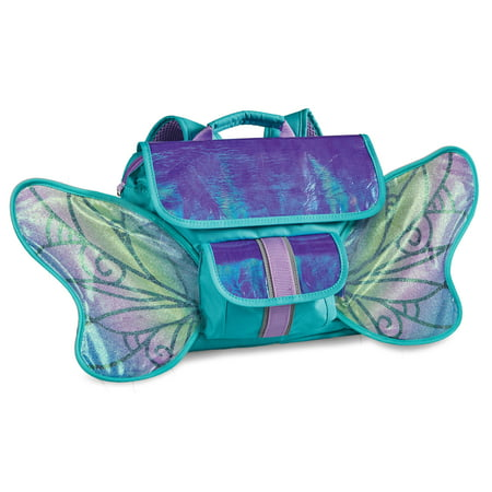 e5180d71ac21 Bixbee - LED Forest Fairy Flyer Backpack, Small - Walmart.com