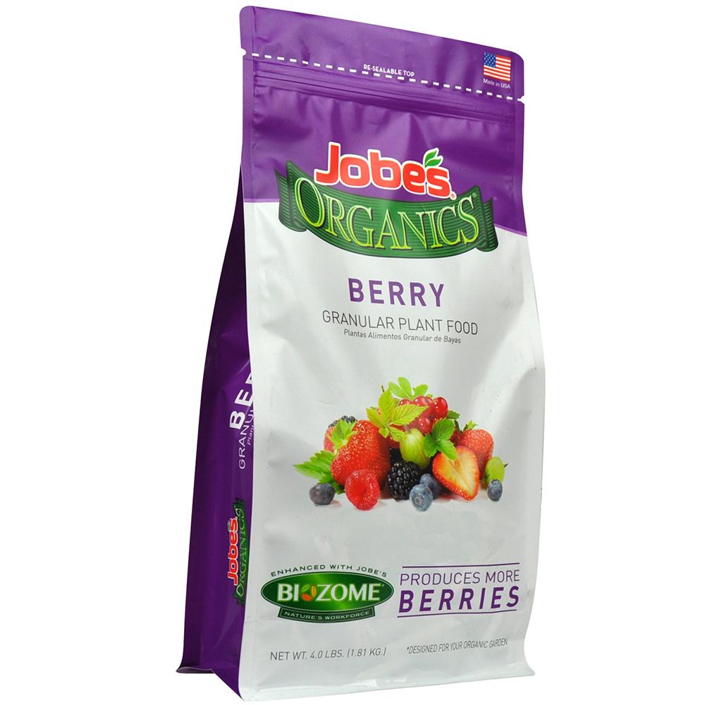 Jobe's Organic 4lbs. Granular Berry Plant Food