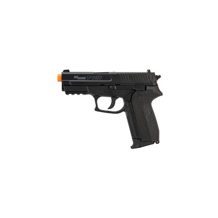 UKARMS Sig Sauer SP2022 High FPS CO2 Airsoft Pistol (BLACK) (Sig 552 Airsoft Gun)