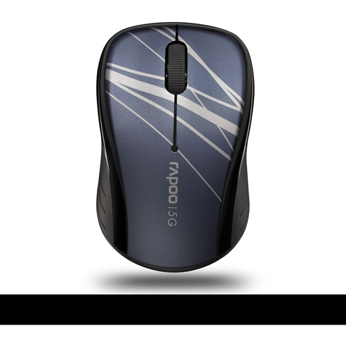 Rapoo Technologies Limited Wireless Optical Mouse/blue