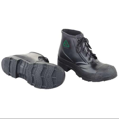 Onguard Size 11 Steel Toe Work Boots, Men's, Black, D, 86604 11 00