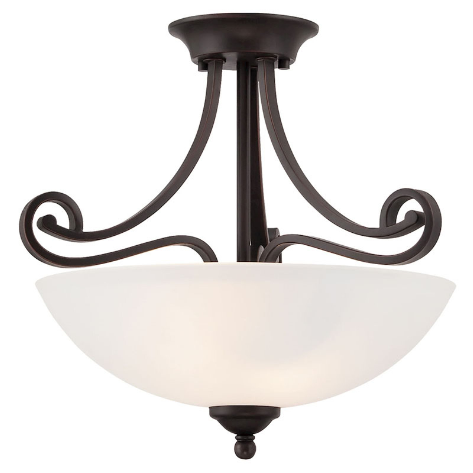 Thomas Lighting Haven TC0015704 Flush Mount Light by ELK
