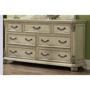 Liberty Messina Estates II Antique Ivory 7-drawer Dresser