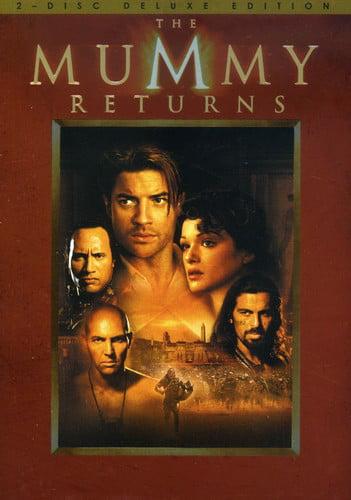 Mummy Returns [DVD] by