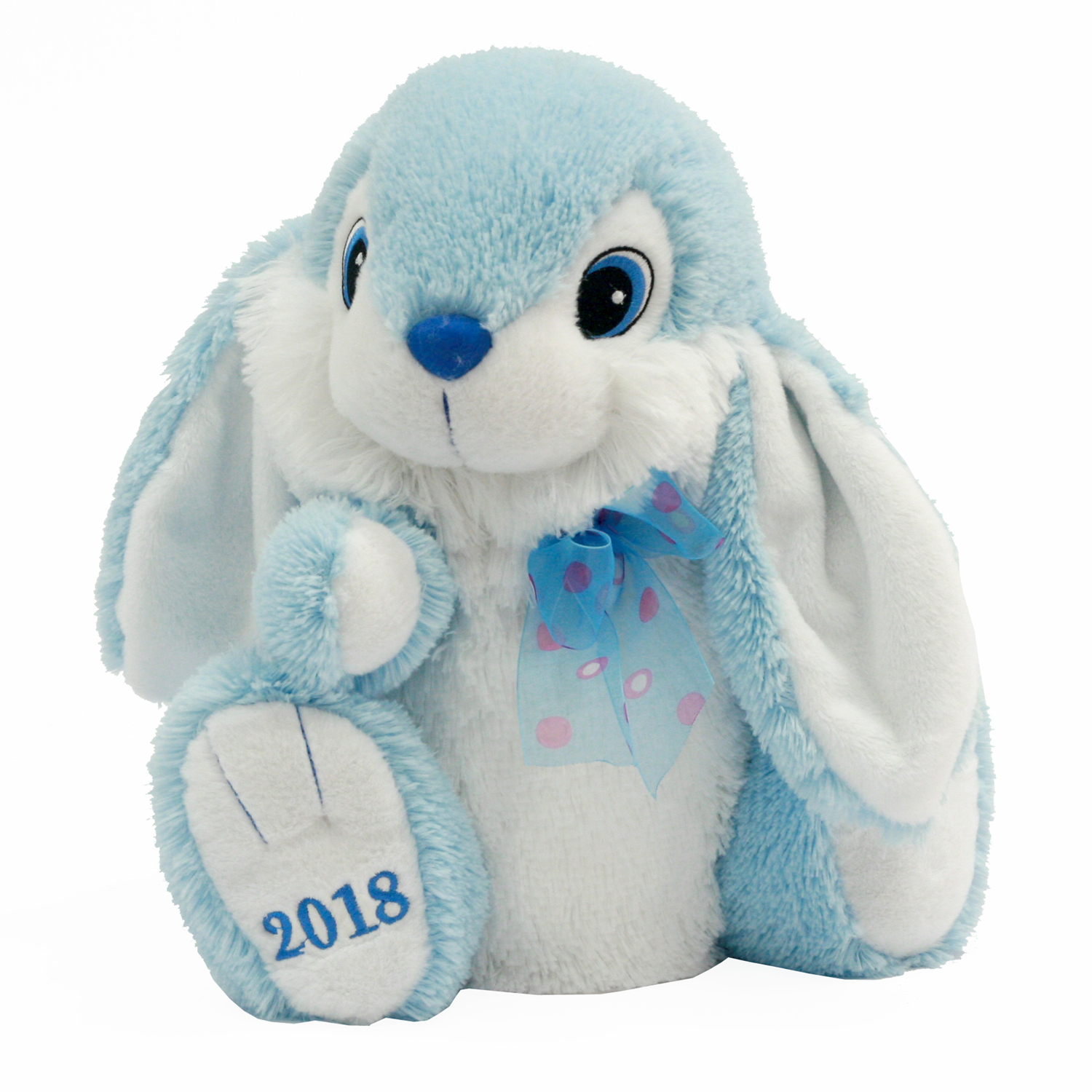 Easter Collectible Hoppy Hopster Bunny Plush Toy For 2018 Gift
